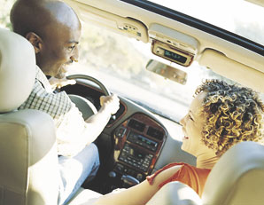 Individuals who closely and cautiously monitor and manage their finances tend to also take better care of their cars and homes.